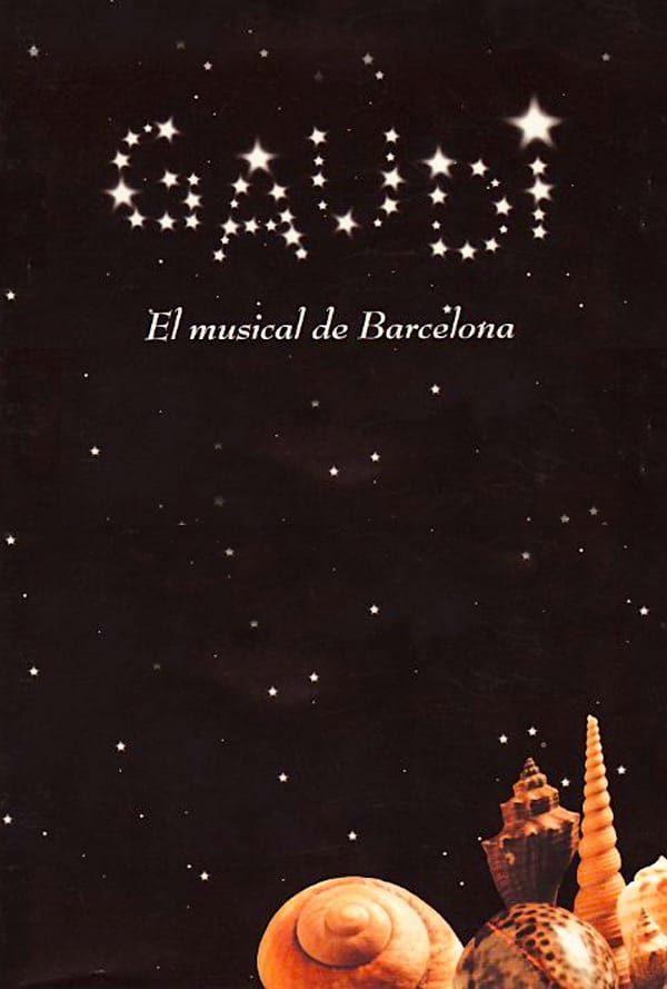 Gaudí, El Musical de Barcelona