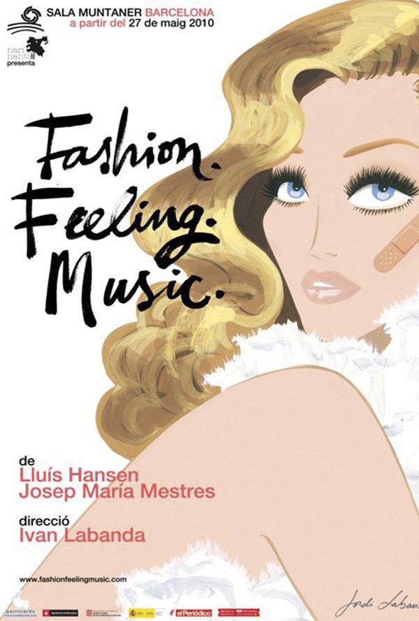 Fashion. Feeling. Music