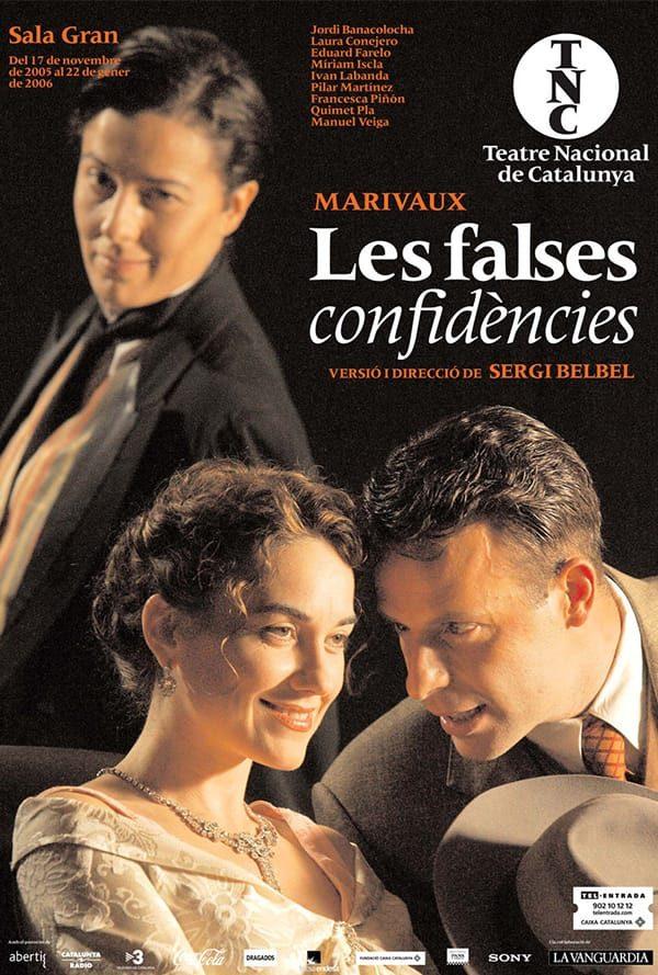 Les Falses Confidències