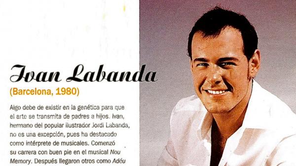 Ivan Labanda en Vanity