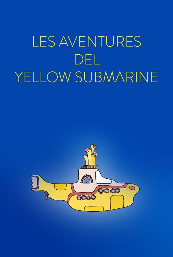 Les Aventures Del Yellow Submarine