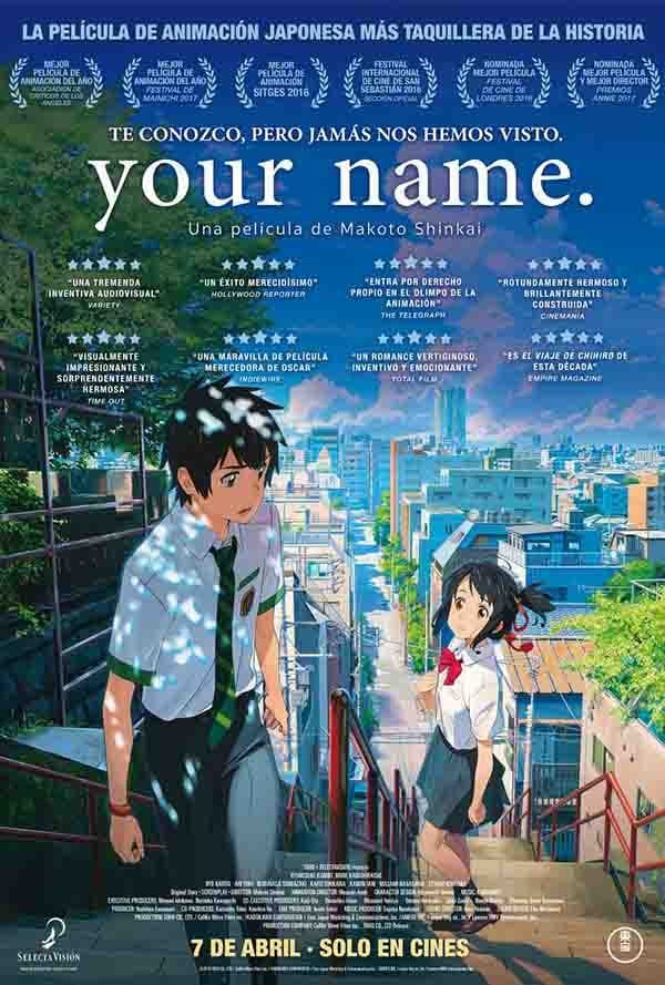 Your Name (Versión Catalana)