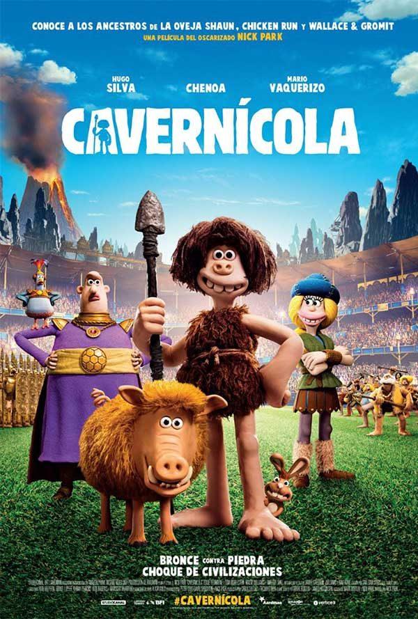 Cavernícola (Versión Catalana)